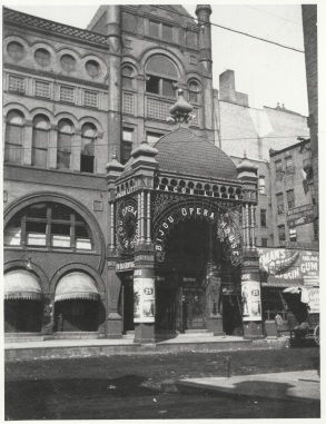 Jacob Litt's Bijou Opera House