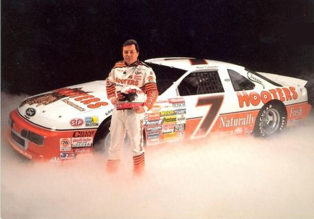 Alan Kulwicki and Car