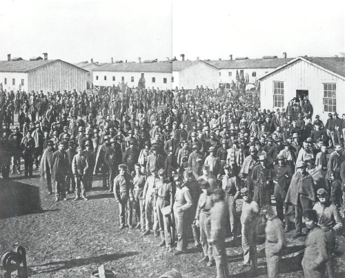 Confederate Prisoners of War