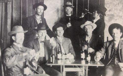 Irish Boyos at a Milwaukee Bar