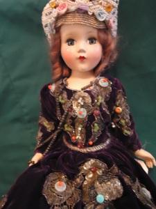 Royal Polish Princess Doll