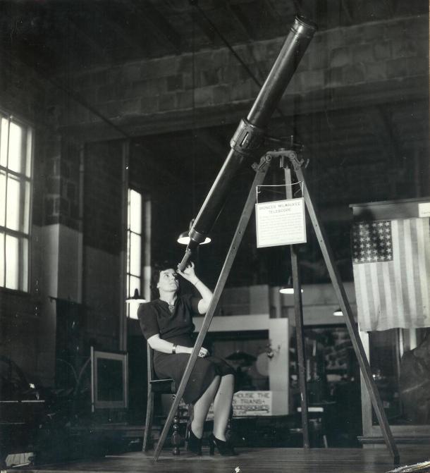 Dr Faries Telescope