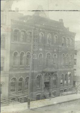 Milwaukee Sentinel - 1887