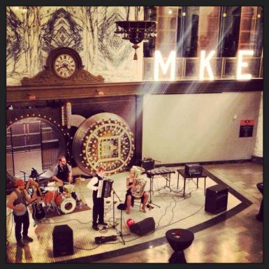MKE and The Scarring Party
