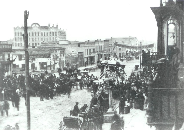 Soldiers Home Fair 1865