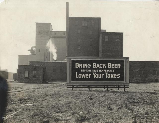 Anti-Prohibition Sign
