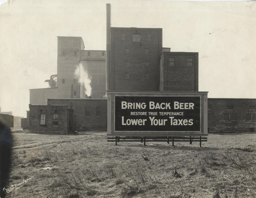 Anti-Prohibition Sign