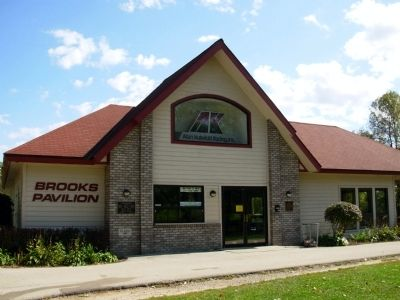Brooks Pavilion - Alan Kulwicki Park