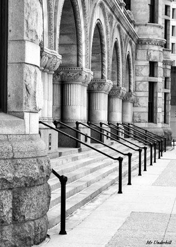 Federal Building - John Underhill