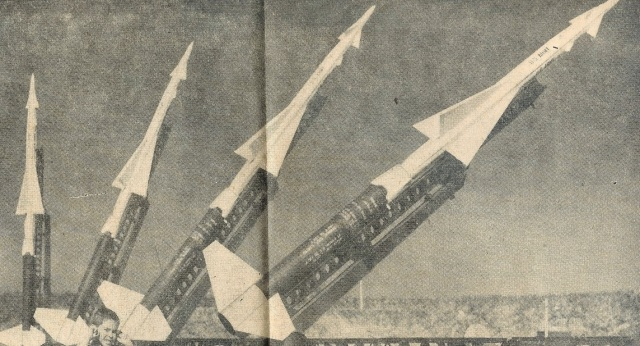 Nike Missile Defense System Short