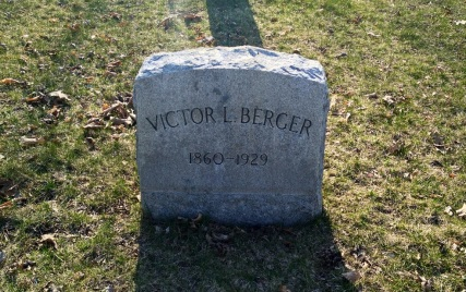 Victor Berger grave medium