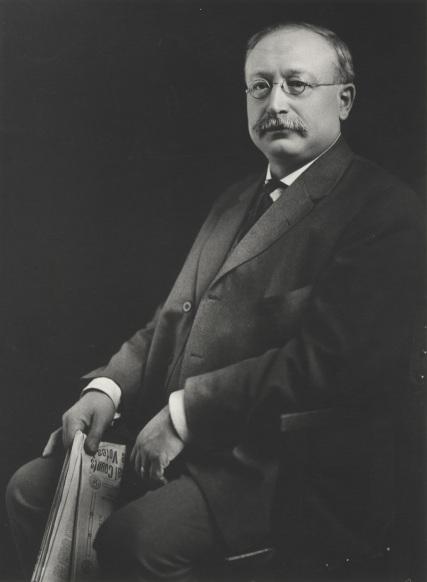 Victor Berger- Medium