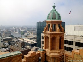 Urban Spelunking: Wisconsin Telephone CompanyBuilding