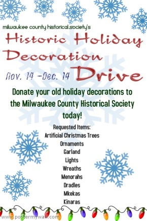 Historic Holiday Decorations Drive