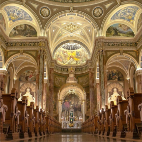 Photos from Your Vault: Basilica of St.Josephat